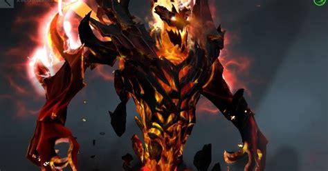 shadow fiend demon eater arms  desolation dota  mods