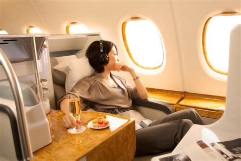 emirates airline class cabin the 10 best airlines for international business class skift