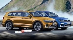 Volkswagen Tiguan 7 Places : nouveau volkswagen tiguan 7 places 2016 infos et photos ~ Medecine-chirurgie-esthetiques.com Avis de Voitures