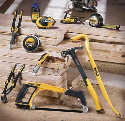 dewalt launches    hand tools