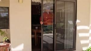 Nettoyage Baie Vitrée Coulissante : comment graisser votre porte coulissante coinc e en verre ~ Edinachiropracticcenter.com Idées de Décoration