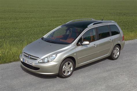 awesome peugeot 307 sw peugeot 307 sw specs 2002 2003 2004 2005 autoevolution