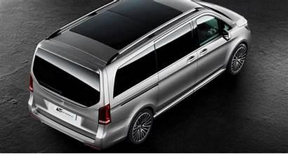 Van Mercedes Benz Phev Concept Class Revs