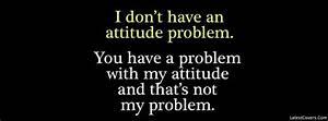 Covers For Facebook Attitude Quotes. QuotesGram