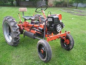 Pictures Of My 1953 Economy King  - Power King  Economy Tractor Forum