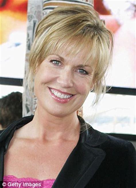 Tracy Grimshaw goes back to sleek <a href=