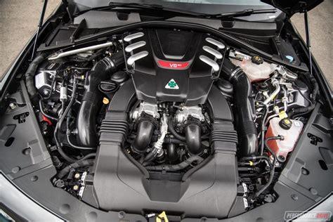 Alfa Romeo Engine by 2018 Alfa Romeo Giulia Quadrifoglio Review