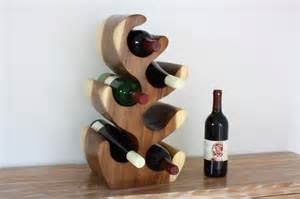 designer weinregal weinregal weinständer 6 flaschen flaschenregal flaschenhalter weinflaschenregal ebay