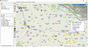 Mappy route planner
