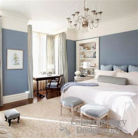 Relaxing Paint Colors For A Bedroom