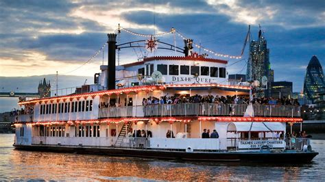 Boat Ball by Join Totally Thames Poetry Party Aboard Dixie Queen