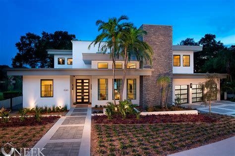 Modern Houses : Modern Phil Kean Designed Orlando Home-youtube