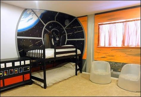 Wars Bedroom Decorations - 20 cool wars themed bedroom ideas bedrooms spaces