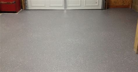 garage floor paint flakes home depot behr 1 part epoxy garage floor paint with metallic flakes from the home depot 31 gallon plus