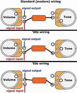 Mod Garage  Three Ways To Wire A Tone Pot