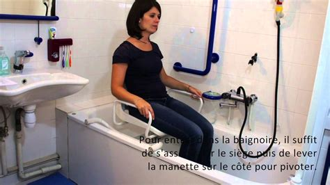 siege de bain adulte siège bain pivotant