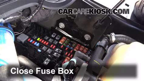 blown fuse check   ford   super duty