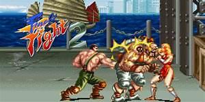 Final Fight 2 Super Nintendo Jeux Nintendo