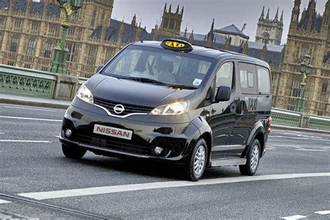 Nissan Nv200 London Taxi A New Take On Londons Black Cab