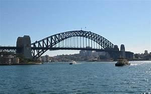 Harbor Bridge-Sydney Australia Computer Wallpapers ...