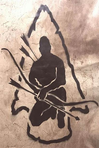 Bow Hunting Tattoo Archery Tattoos Longbow Native