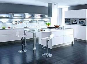 Meuble Laqué Blanc Ikea : meuble cuisine blanc laqu ikea argileo ~ Melissatoandfro.com Idées de Décoration