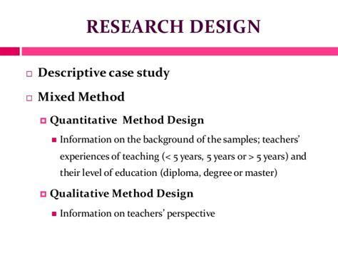 research proposalppt