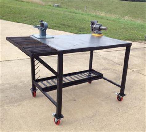 weld table  vice  bender