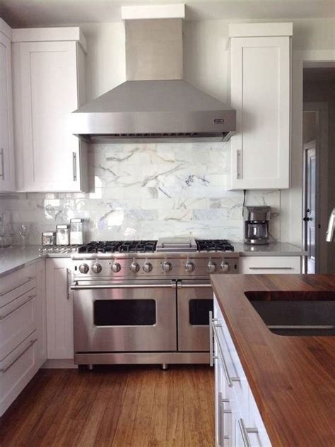 Kitchen Countertops Ideas White Cabinets   Kitchen Decor
