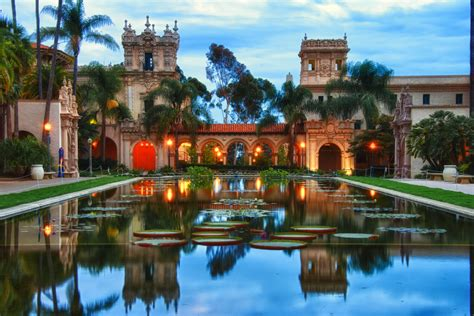 Park Vias by Balboa Park The Largest National Cultural Park In San