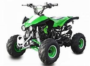 Quad 125cc Panthera : quad 125cc automatique panthera 7 vert ~ Melissatoandfro.com Idées de Décoration