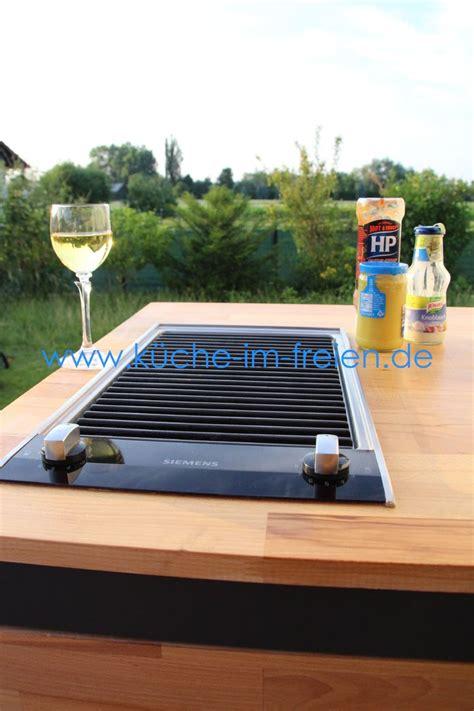 Grill Für Küche by Siemens Barbecue Grill Iq500 F 252 R Outdoor K 252 Che