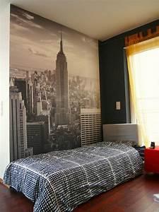 Tapeten Für Teenager : update eines jugendzimmers www ~ Orissabook.com Haus und Dekorationen