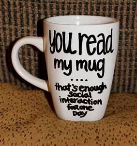 Cute Coffee Mug Quotes Quotesta
