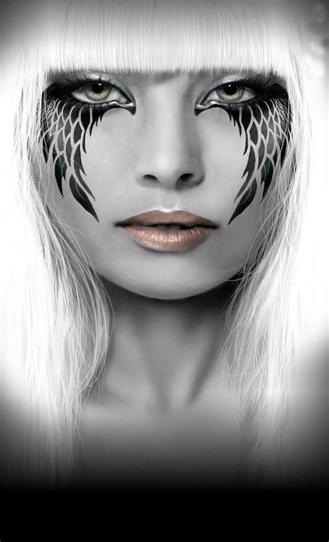 amazing  beautiful halloween angel makeup ideas  wow style