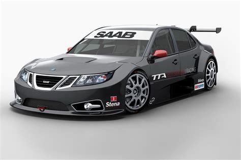 saab   sedans  race  swedish touring car