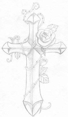 Cross Tattoo Outlines