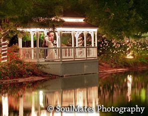 outdoor wedding location  reception venue