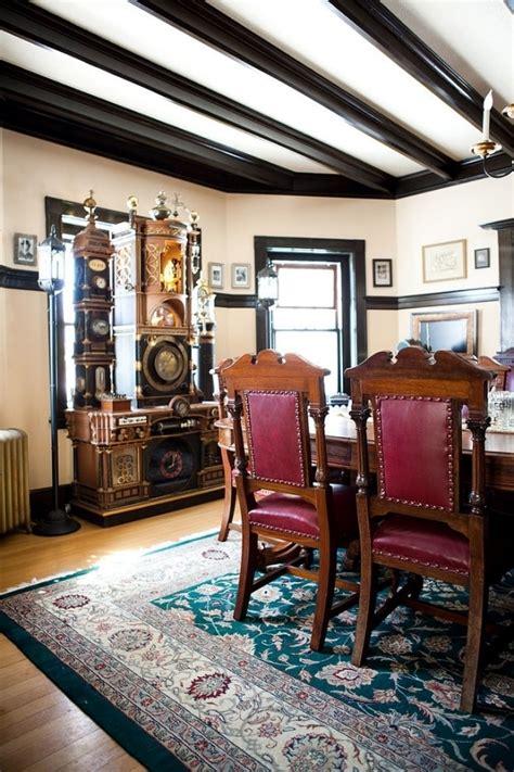 modern interior design  exquisite decoration steampunk