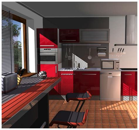 logiciel cuisine 3d cuisine salle de bains 3d