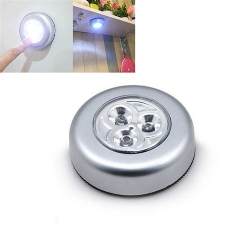 battery operated led kitchen lights 2015 high quality led battery powered stick tap push 7608