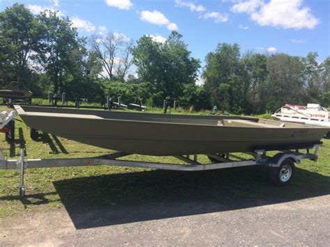 New Jon Boats For Sale by 2016 New Lowe Roughneck 2070br Jon Boat For Sale Milton