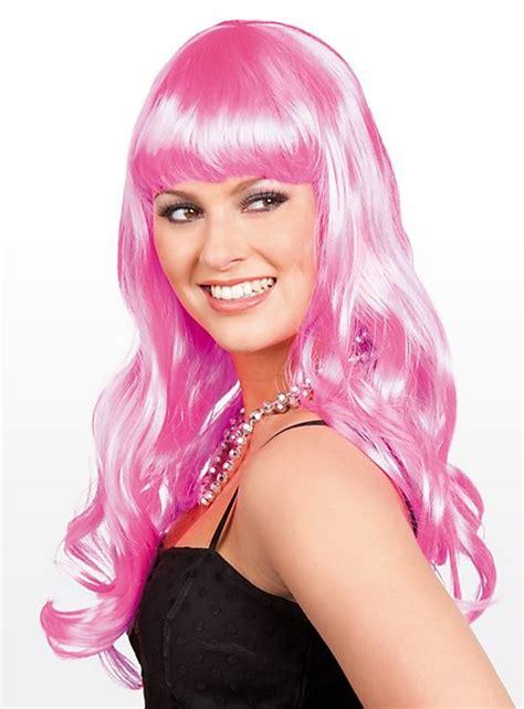 haare mit rosa lange haare rosa per 252 cke