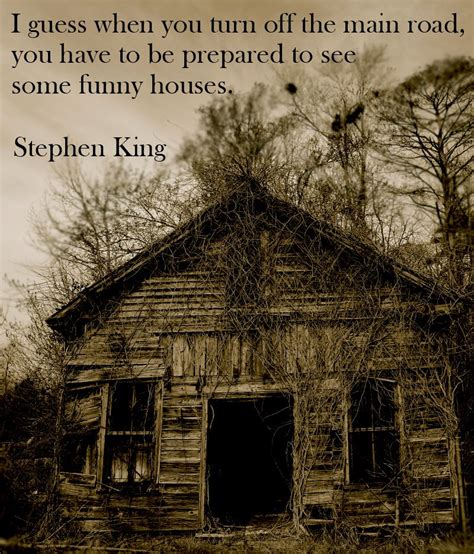 I would have expected only the closest nests to be abandoned. Quotes about Abandoned Buildings (16 quotes)