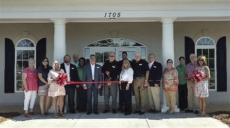Light Commerce Credit Union by Doco Credit Union S Moultrie Branch Relocates Local News