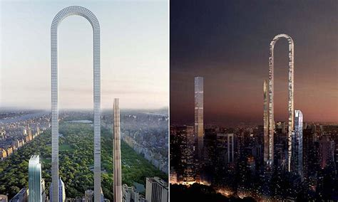 The Incredible Ushaped New York Skyscraper Is Unveiled