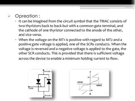 Light Dimmer Circuit Using Diac Triac