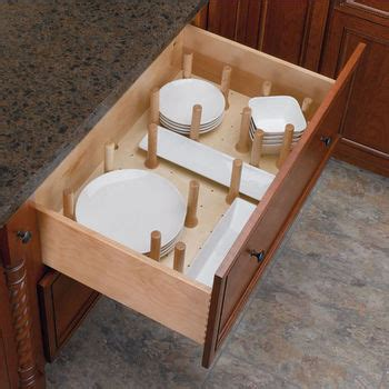 deep drawer inserts peg systems  easy