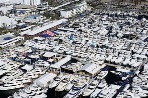 South Florida Boat Show Fort Lauderdale by The Aqualounge At The Fort Lauderdale International Boat