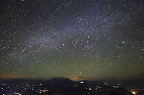 Current Meteor Showers - geminids 2017 what time is the meteor shower in your area